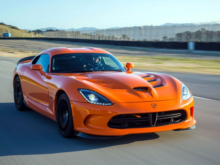 2014 Dodge SRT Viper T-A supercar supercars muscle wallpaper