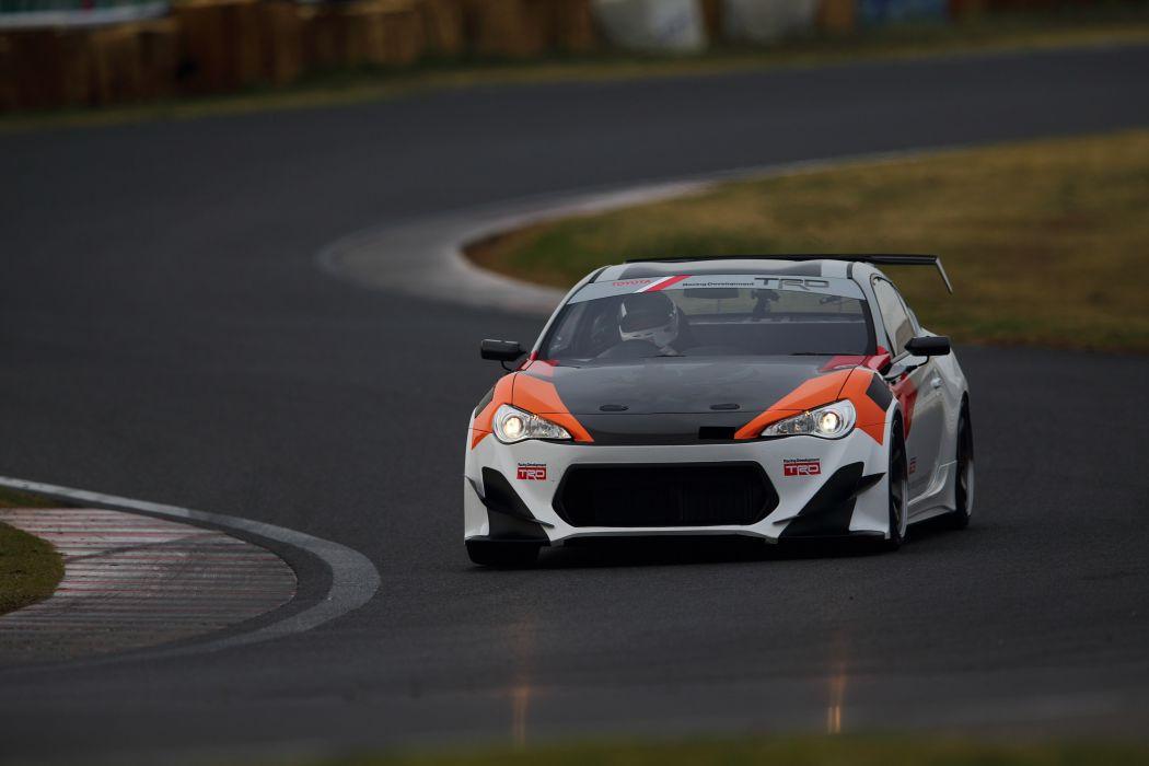2013 Toyota GT-86 TRD Griffon tuning race racing g-t   g wallpaper