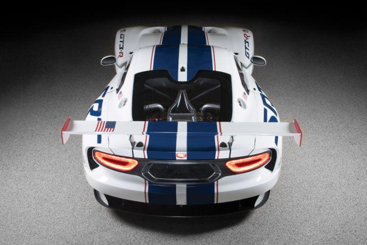 2014 Dodge SRT Viper GT3-R supercar supercars muscle engine engines wallpaper