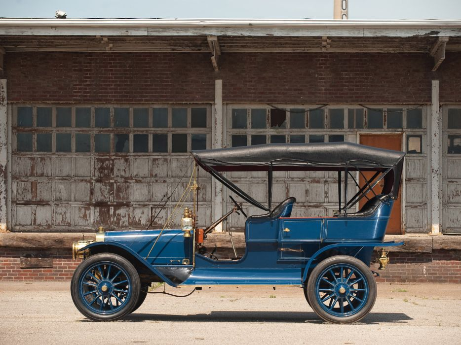 1907 Ford Model-K Touring retro         f wallpaper
