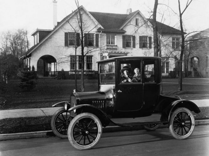 1920 Ford Model-T Coupe retro g wallpaper