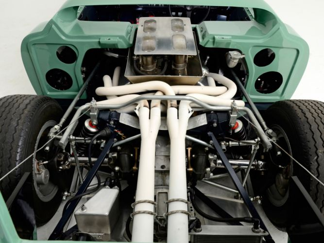 1965 Ford GT40 Prototype Roadster classic supercar supercars race racing engine engines wheel wheels wallpaper