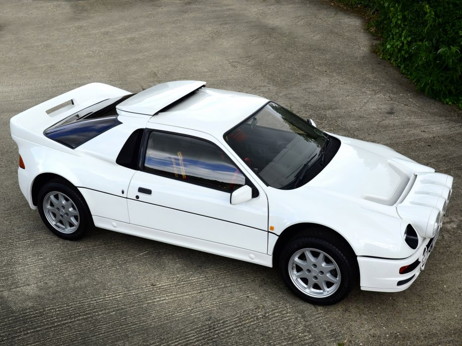 1984 Ford RS200 supercar supercars classic race racing    d wallpaper