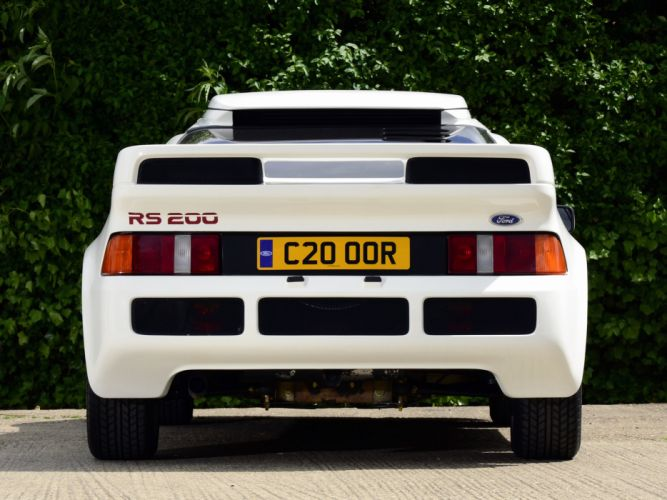 1984 Ford RS200 supercar supercars classic race racing g wallpaper