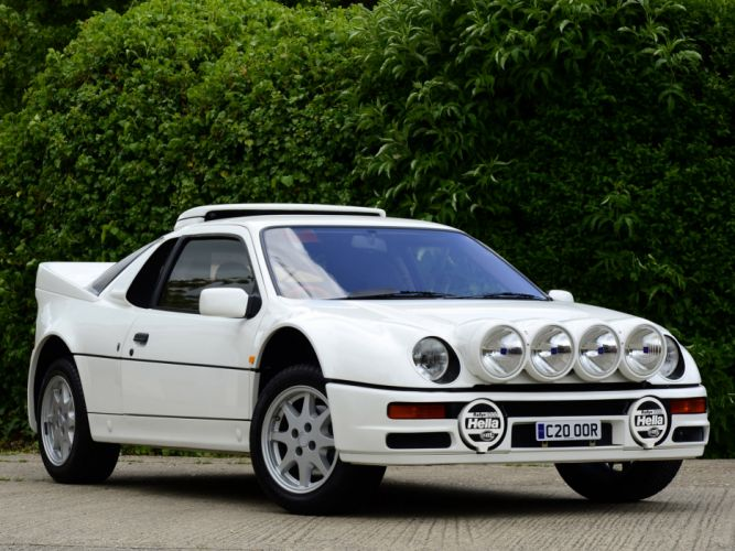 1984 Ford RS200 supercar supercars classic race racing v wallpaper