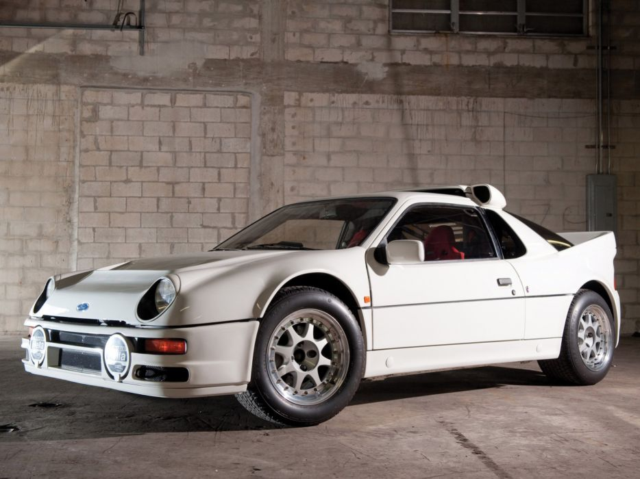 1984 Ford RS200 supercar supercars classic race racing wallpaper