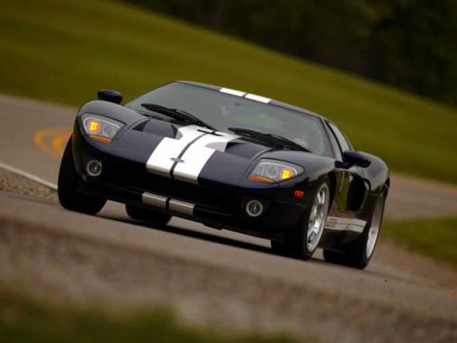 2003 Ford G-T supercar supercars d wallpaper