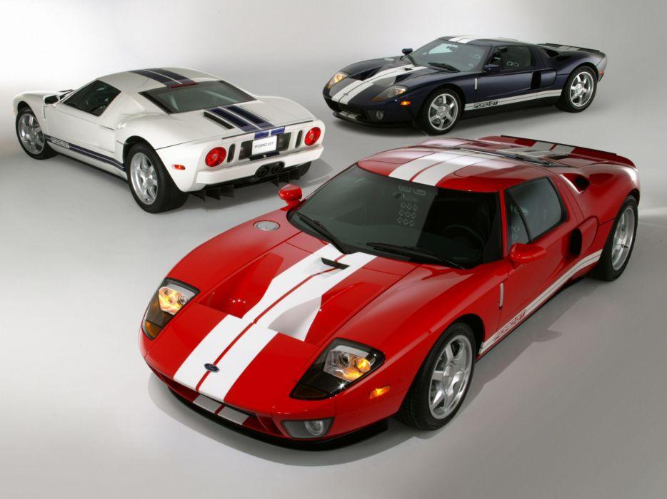 2003 Ford G-T supercar supercars wallpaper