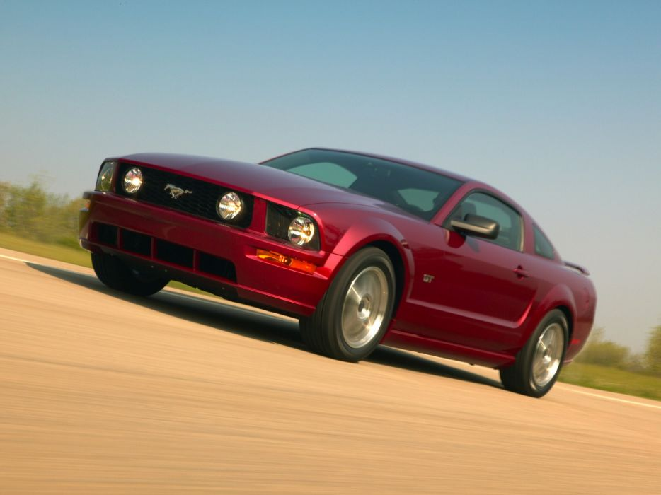 2005 Ford Mustang muscle   f wallpaper