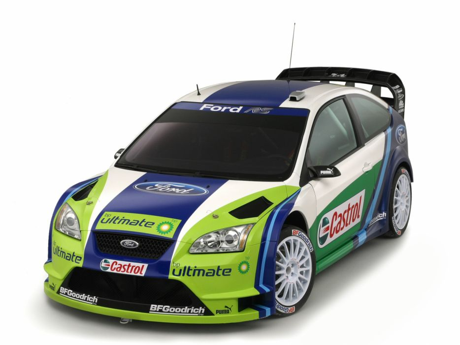 2006 Ford Focus R-S World Rally race racing      g wallpaper