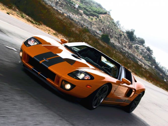 2006 Ford GTX-1 Roadster supercar supercars fs wallpaper