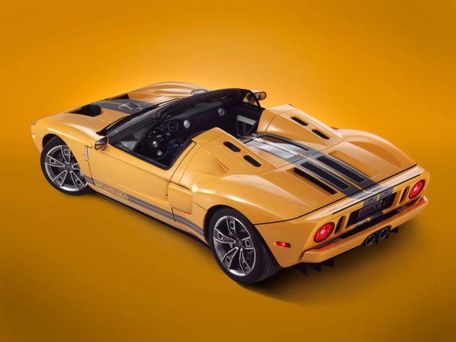 2006 Ford GTX-1 Roadster supercar supercars f wallpaper