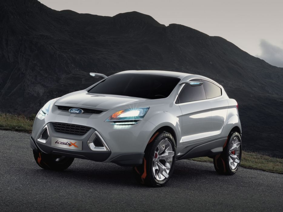 2006 Ford Iosis-X Concept suv    g wallpaper