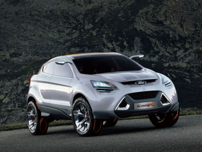 2006 Ford Iosis-X Concept suv wallpaper