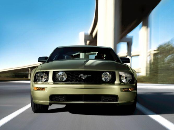 2006 Ford Mustang Individual muscle tuning supercar supercars d wallpaper