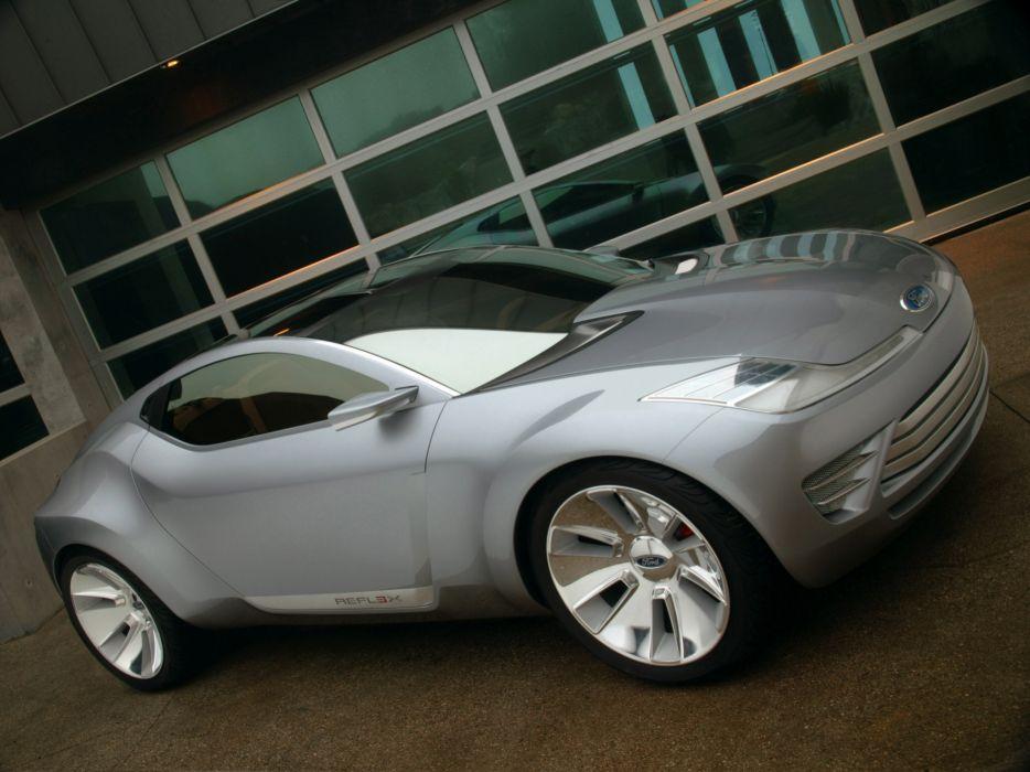 2006 Ford Reflex Concept NAIAS supercar supercars     f wallpaper