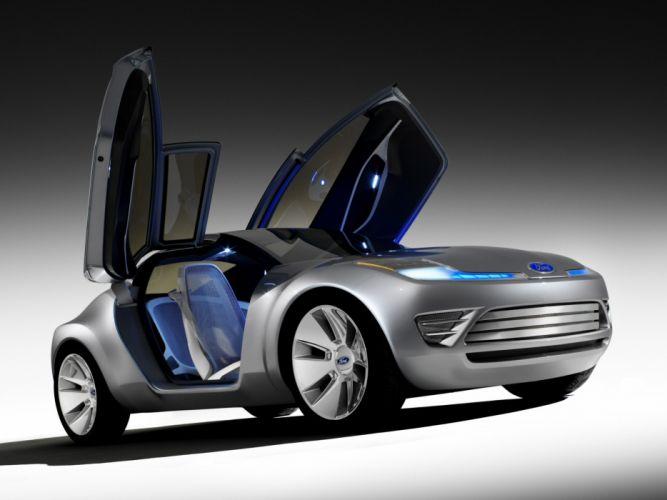 2006 Ford Reflex Concept NAIAS supercar supercars interior wallpaper