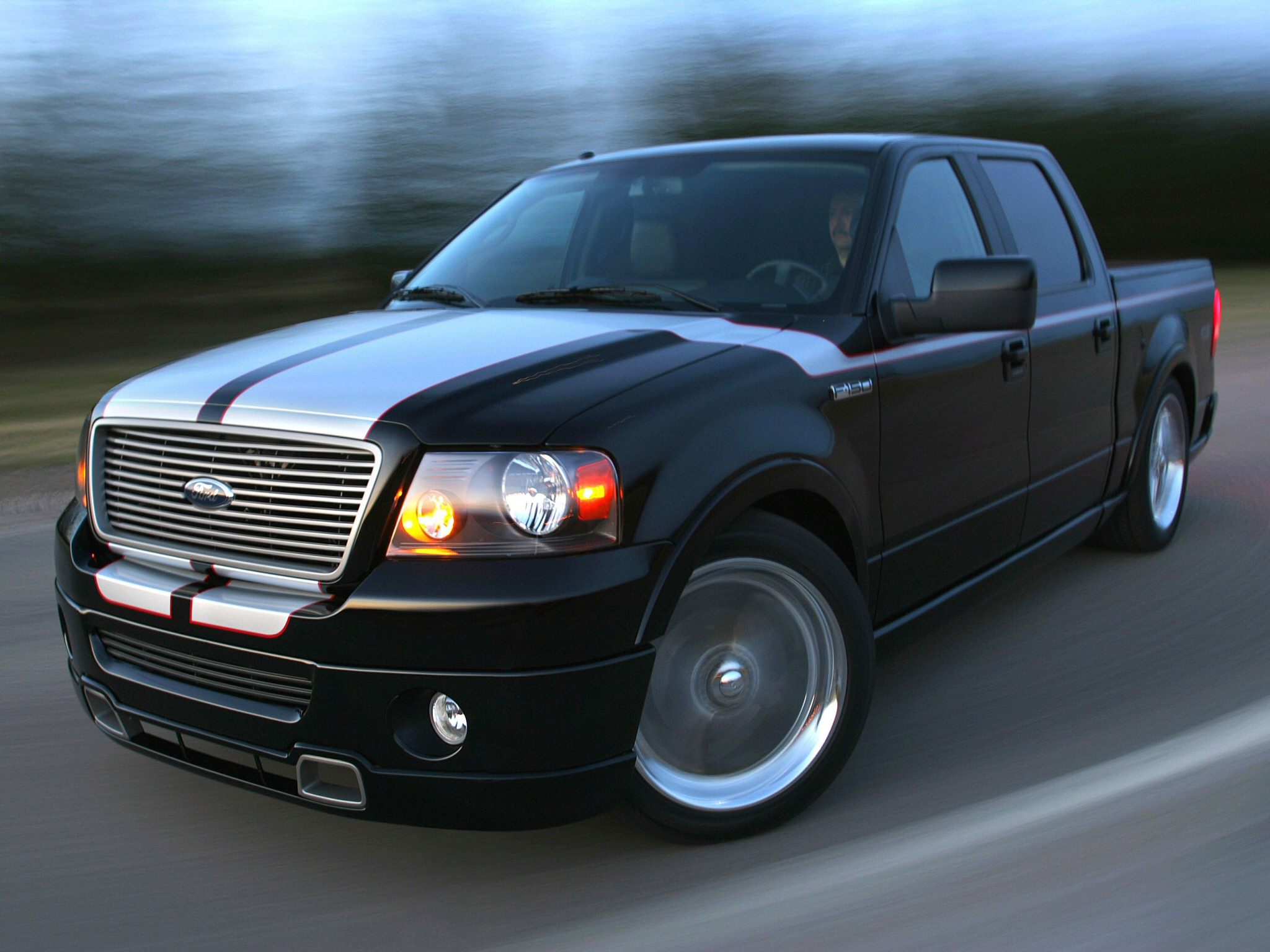 2007 ford f 150 foose truck tuning custom muscle e. Black Bedroom Furniture Sets. Home Design Ideas