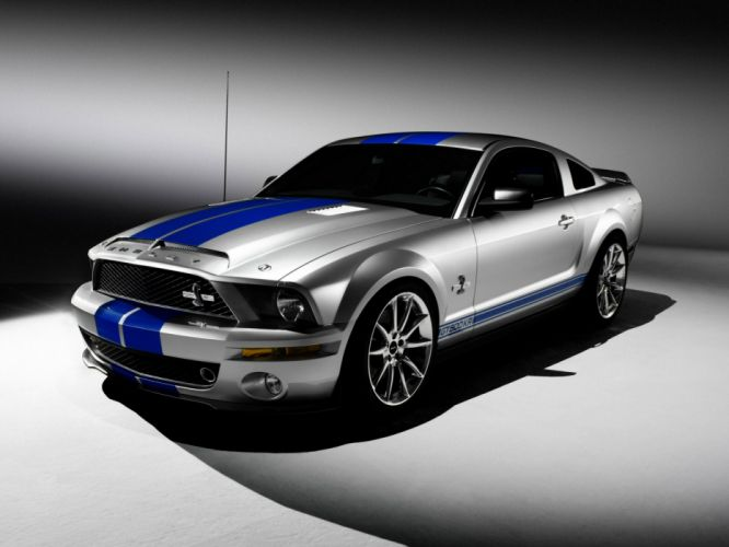 2007 Ford Mustang GT500KR supercar supercars muscle d wallpaper