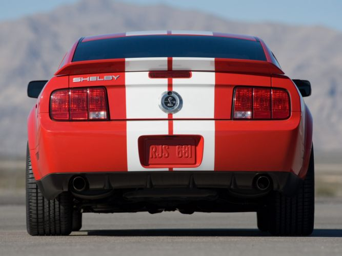 2007 Ford Mustang Shelby GT500 muscle g wallpaper