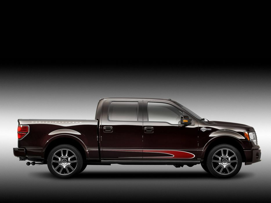 2008 Ford F-150 Harley Davidson truck muscle  f wallpaper
