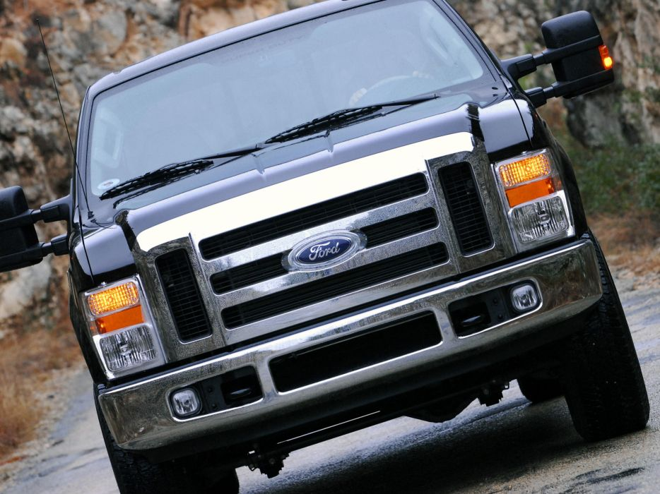 2008 Ford F-250 SuperDuty truck 4x4      fs wallpaper