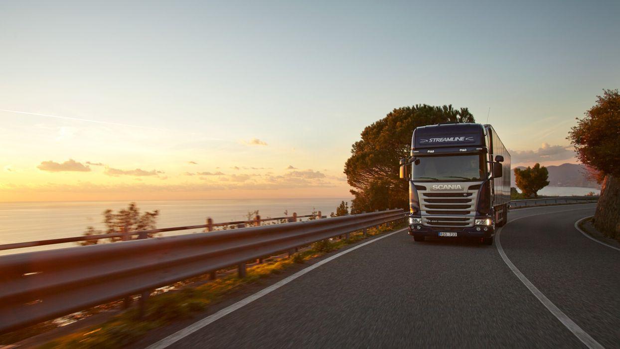 Scania Streamline wallpaper