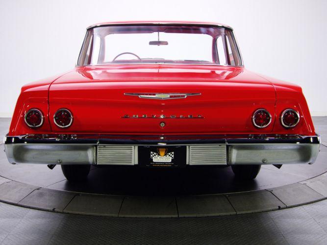 1962 Chevrolet Biscayne 2-door Sedan classic muscle h wallpaper