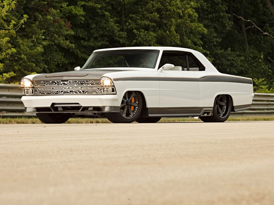 1967 Chevy Nova muscle hot rods rod classic   f wallpaper