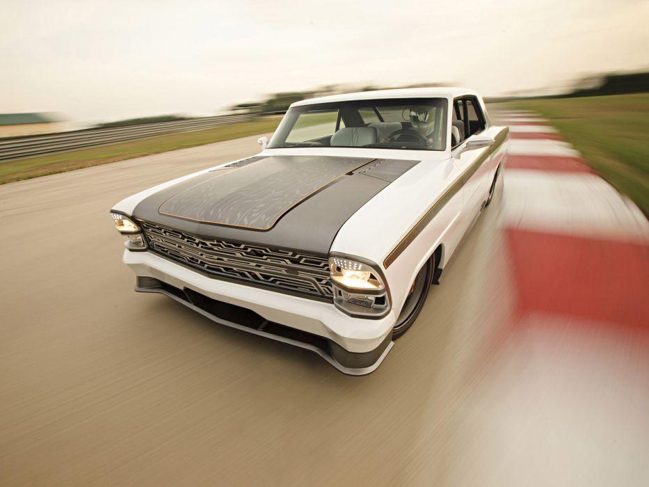 1967 Chevy Nova muscle hot rods rod classic  d wallpaper