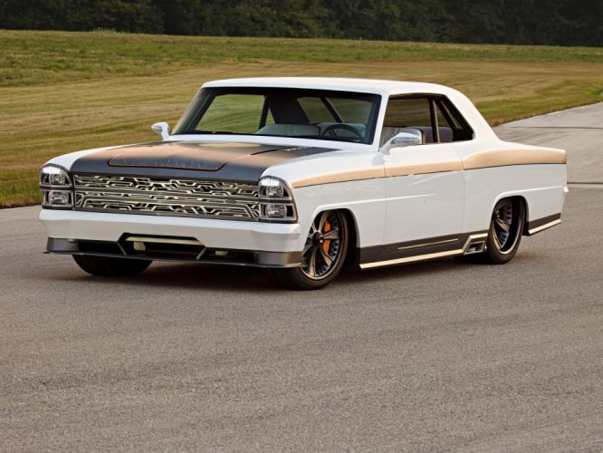 1967 Chevy Nova muscle hot rods rod classic f wallpaper