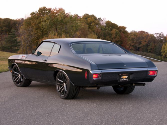 1969 Chevrolet Chevelle S-S classic muscle hot rod rods f wallpaper