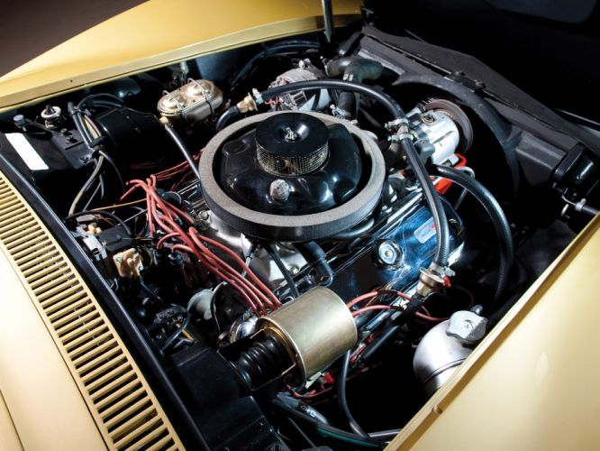 1969 Chevrolet Corvette C3 Stingray L88 427 classic muscle supercar supercars engine engines wallpaper