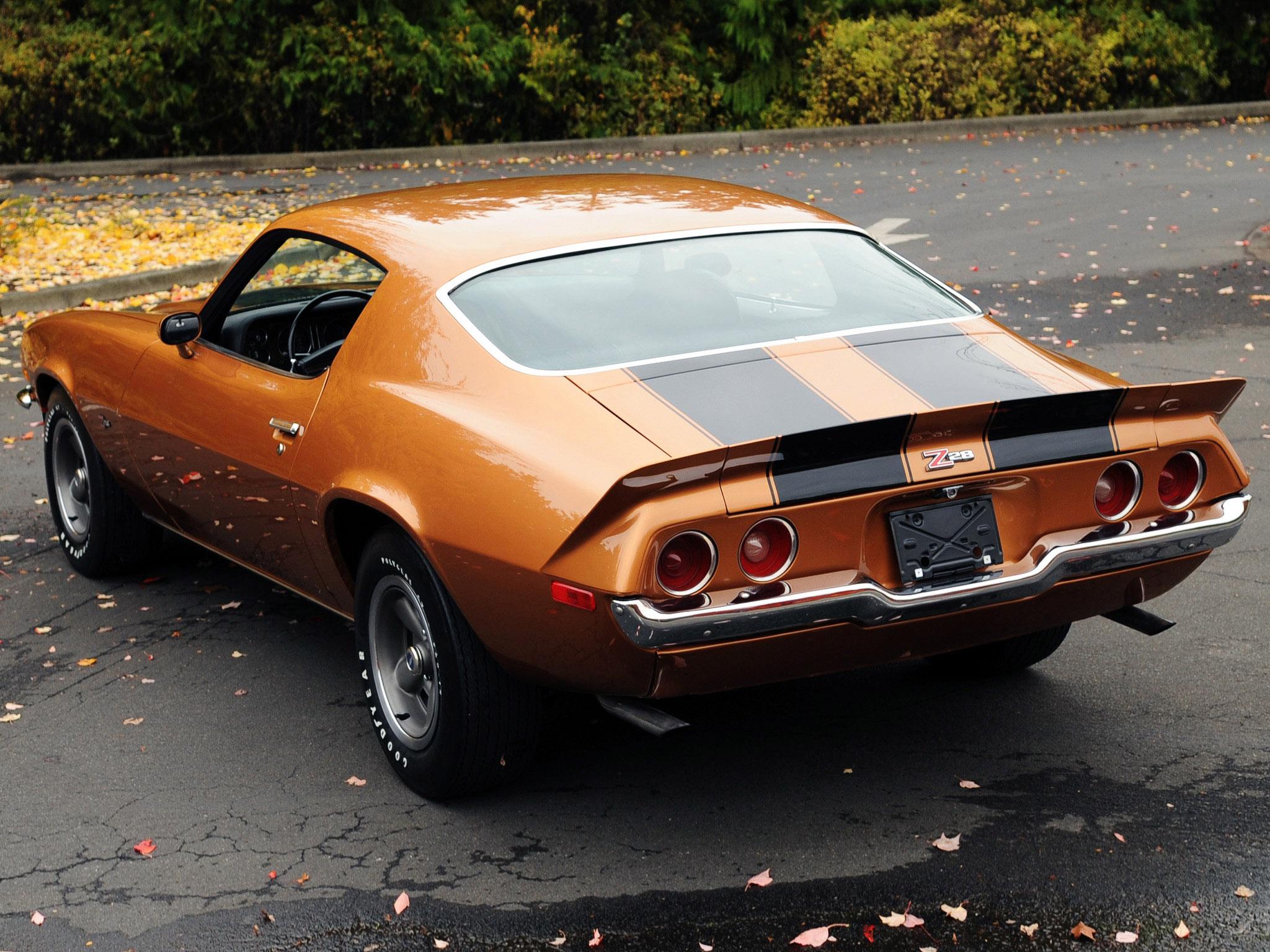 1971 Chevrolet Camaro Z28 2487 classic muscle f wallpaper ...