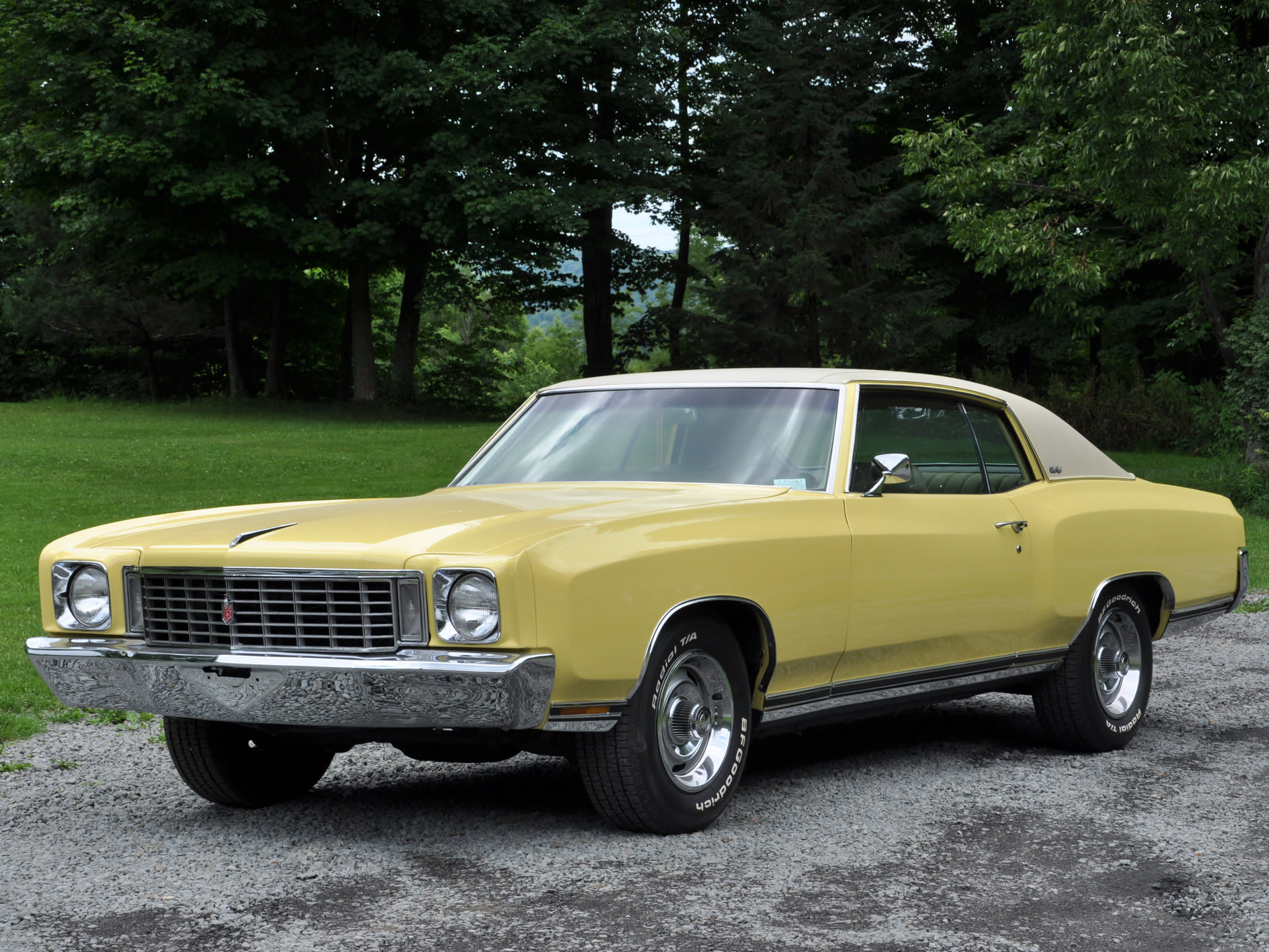 Classic Muscle Cars That Handle