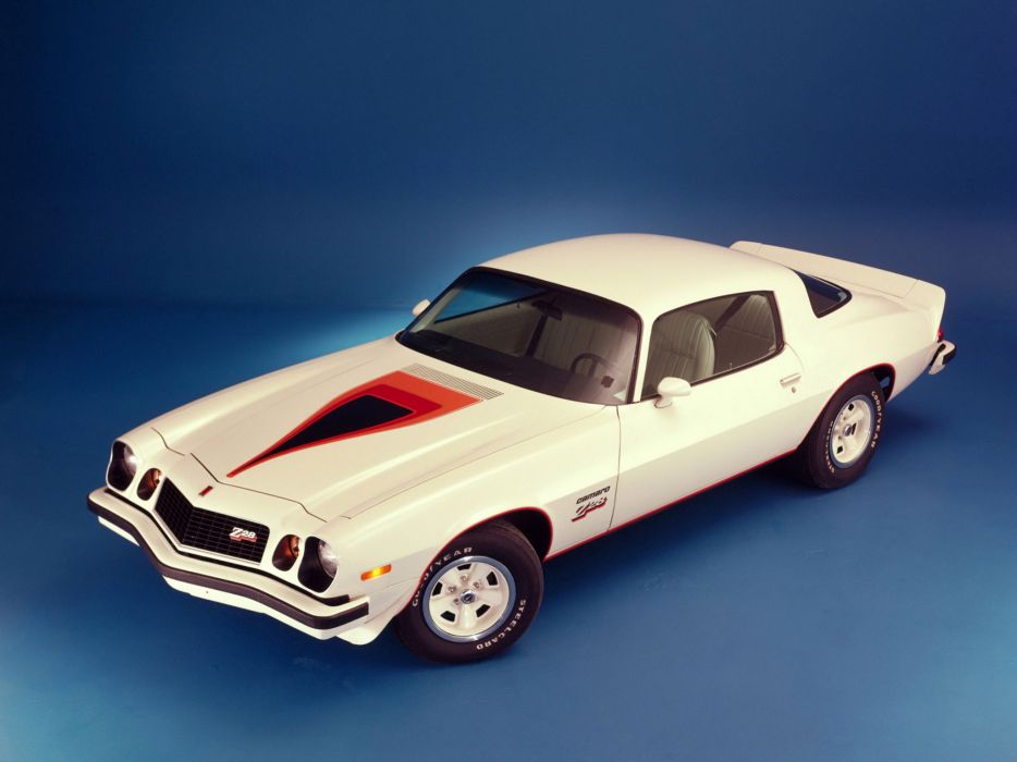1974 Chevrolet Camaro Z28 classic muscle  f wallpaper