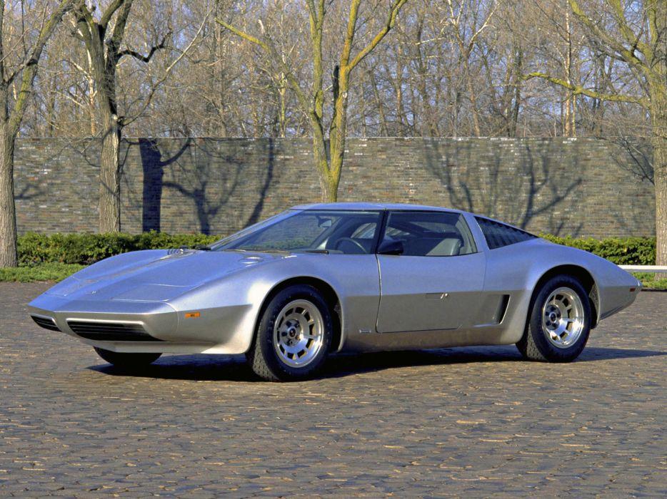 1976 Chevrolet Aerovette Concept classic muscle supercar supercars   f wallpaper