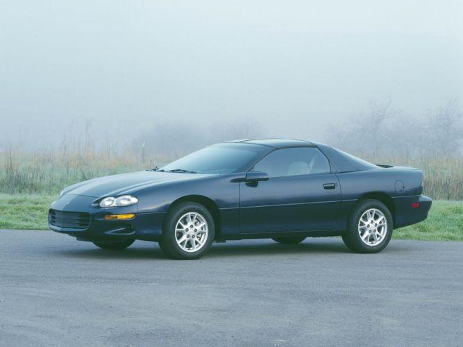 2001 Chevrolet Camaro muscle wallpaper