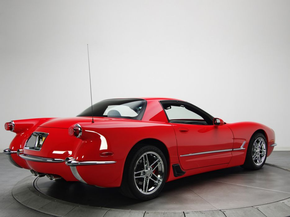2001 Chevrolet Corvette Z06 1953 Edition muscle supercar supercars    g wallpaper