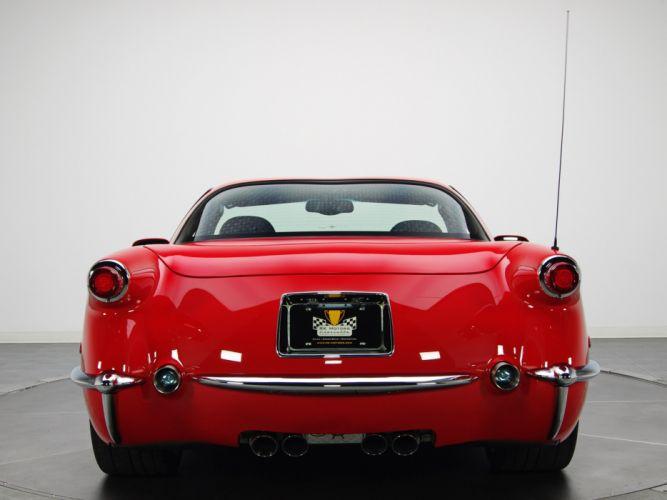 2001 Chevrolet Corvette Z06 1953 Edition muscle supercar supercars gd wallpaper