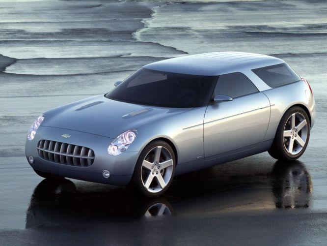 2004 Chevrolet Nomad Concept g wallpaper