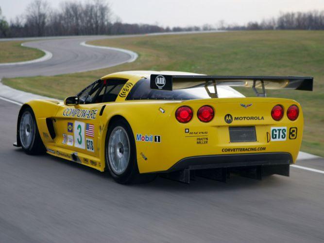 2005 Chevrolet Corvette C6R supercar supercars race racing j wallpaper