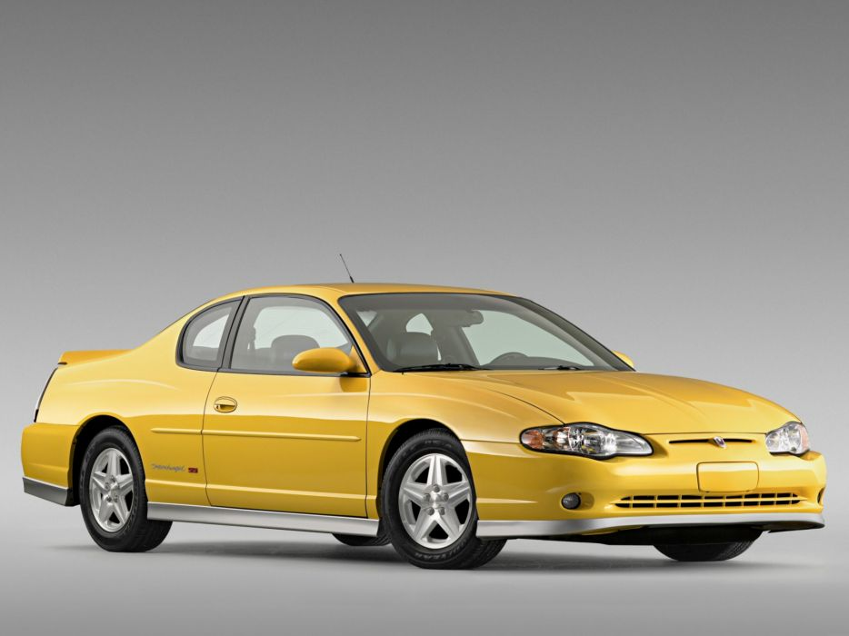 2005 Chevrolet Monte Carlo Supercharged S-S muscle     f wallpaper