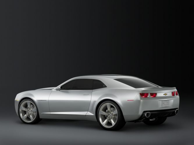 2006 Chevrolet Camaro Concept muscle g wallpaper