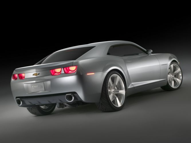 2006 Chevrolet Camaro Concept muscle g wallpaper