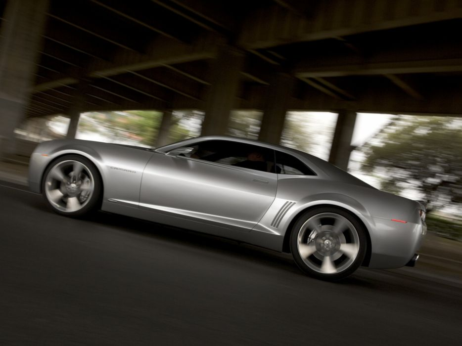 2006 Chevrolet Camaro Concept muscle  f wallpaper
