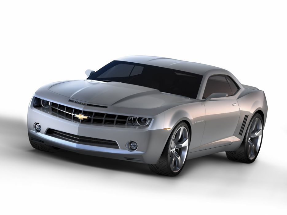 2006 Chevrolet Camaro Concept muscle  h wallpaper