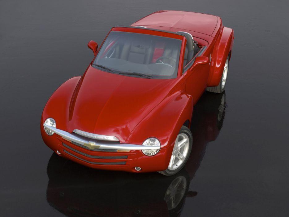 2006 Chevrolet SSR truck suv muscle   d wallpaper