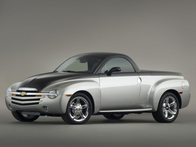 2006 Chevrolet SSR truck suv muscle wallpaper