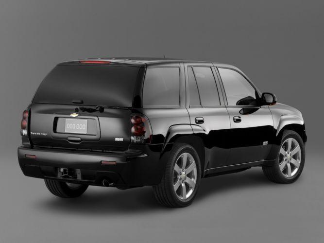 2006 Chevrolet TrailBlazer S-S muscle suv g wallpaper
